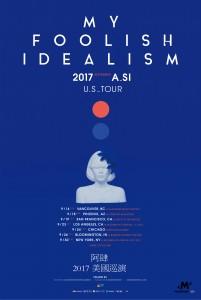 Asi Tour Poster